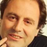 Michel Delpech en 1987. Photo (c) Juliette Pont
