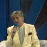 Jean Vallée à la présentation de La Bonne Etoile en 1982 (c) RTBF-Sonuma