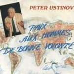 USTINOV Peter - Pochette 45 t