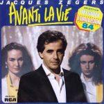 ZEGERS Jacques - Pochette 45t 1984