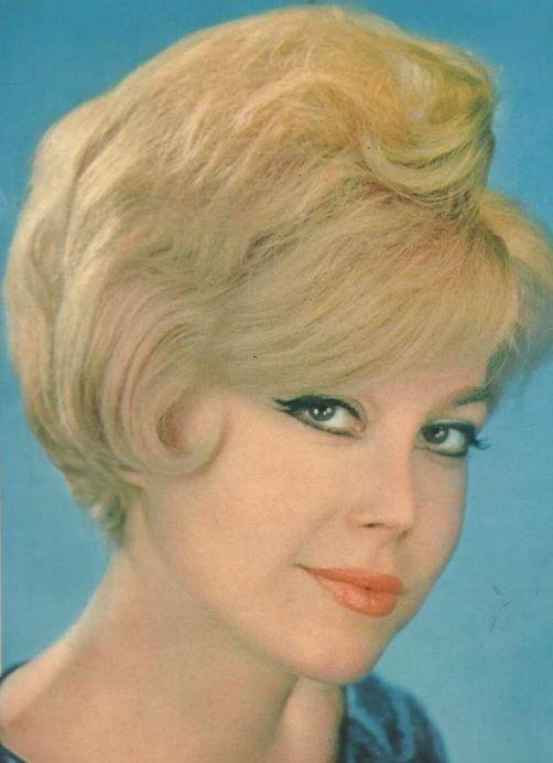 Mathé Altéry dans les années 1960 - Photo (c) Sam Levin