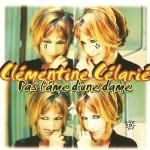 Clémentine Célarié - Pochette de l'album de 1996