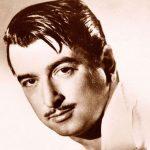 Armand Mestral dans les années 1950