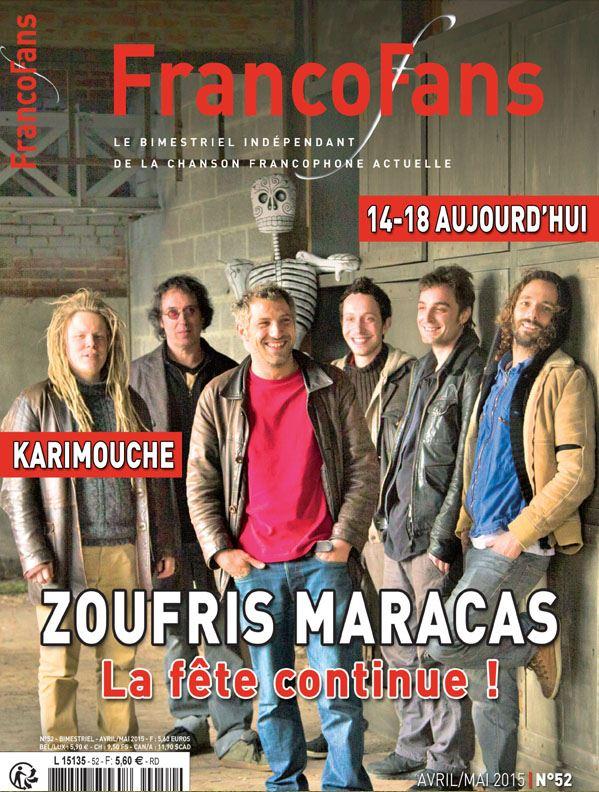 FrancoFans n° 52 avril 2015