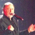 Michel Delpech à Charleroi (B) le 13 janvier 2012 pour Age Tendre et Tête de Bois
