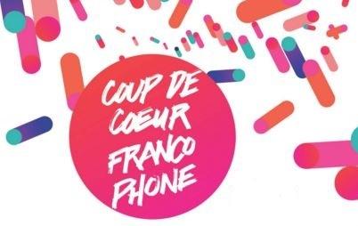 Coup de coeur francophone logo 2015