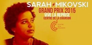 MIKOVSKI Sarah GP Vive la reprise 2015