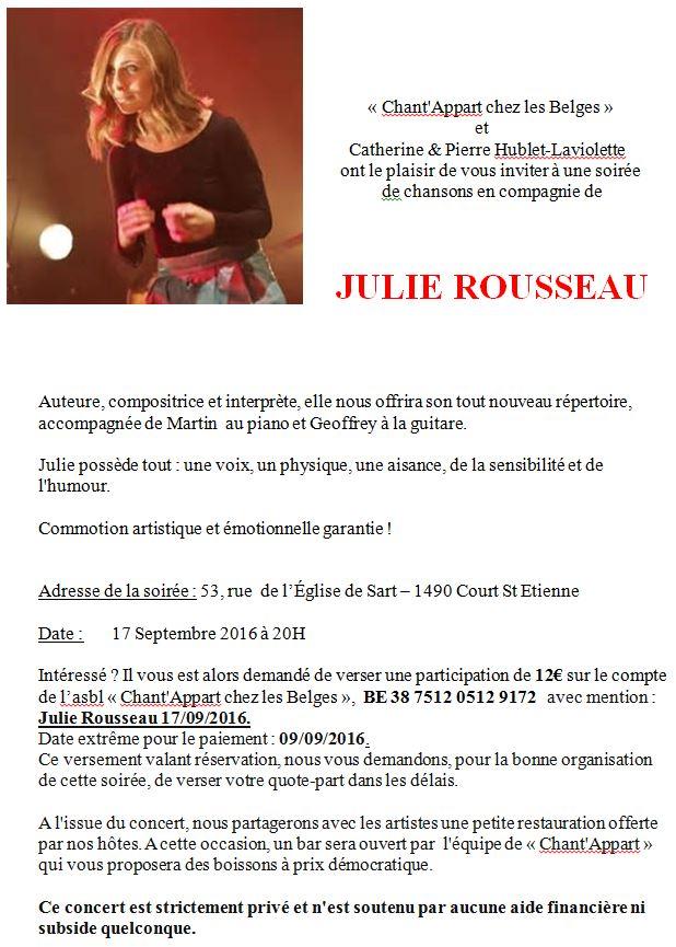 2016 09 17 Julie Rousseau Court Saint-Etienne