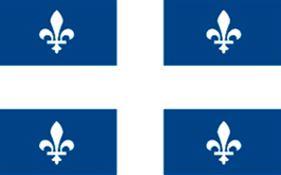 Drapeau Québec