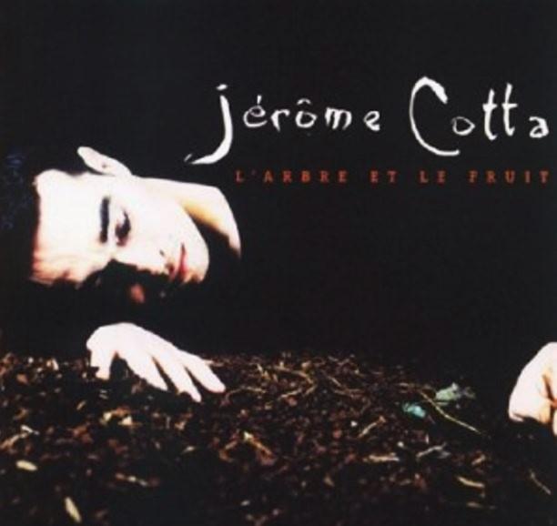 Jérôme Cotta: pochette de l'album sorti en 1998