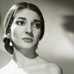 Maria Callas en 1958 - Photo (c) Houston Rogers