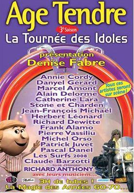 Affiche saison 3 2008-2009